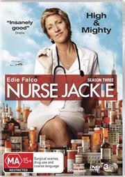 Nurse Jackie - Season 3 | DVD