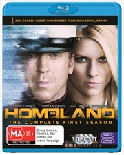 Homeland - Season 1 | Blu-ray