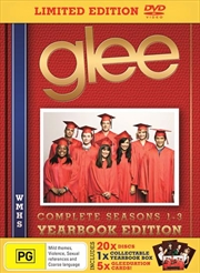 Glee - Season 1-3 - Yearbook Edition | Mega Pack