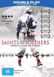 Saints And Soldiers | Blu-ray + DVD