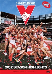 AFL: Sydney Swans 2012 Season Highlights | DVD