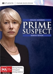 Prime Suspect - The Final Act - Series 7