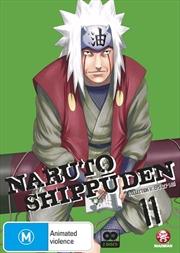 Naruto Shippuden - Collection 11 - Eps 127-140 | DVD