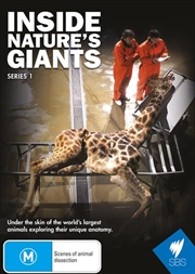 Inside Nature's Giants: Series 1