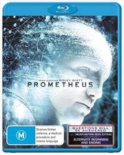 Prometheus | Blu-ray