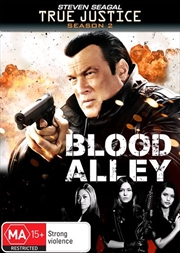 True Justice - Blood Alley | DVD