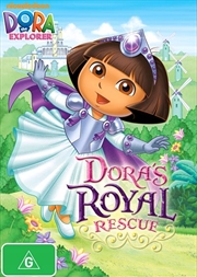 Dora The Explorer- Royal Rescue