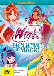 Winx Club - Believe In Magic | DVD