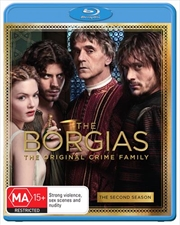 Borgias - Season 2, The | Blu-ray