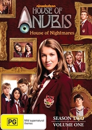 House Of Anubis - House Of Nightmares - Season 2 - Vol 1 | DVD