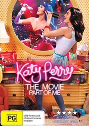Katy Perry: Part Of Me | DVD