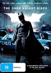 Dark Knight Rises, The | DVD