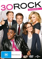 30 Rock - Season 6 | DVD