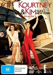 Kourtney and Kim Take New York - Season 2