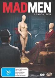 Mad Men - Season 5 | DVD
