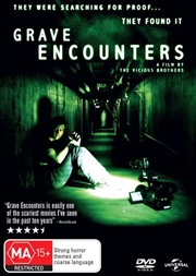 Grave Encounters | DVD