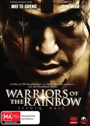 Warriors Of The Rainbow - Seediq Bale | DVD