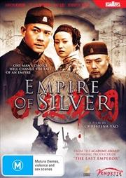 Empire Of Silver   DVD