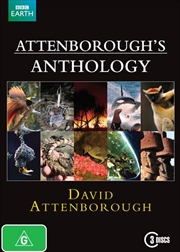 David Attenborough: Attenborough's Anthology