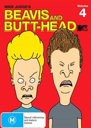 Beavis and Butthead - The Mike Judge Collection - Vol 4