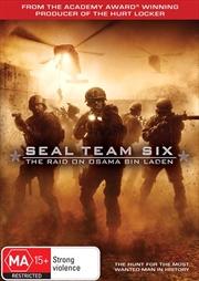 Seal Team Six - The Raid on Osama Bin Laden   DVD