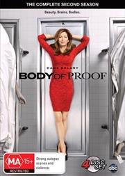 Body Of Proof - Season 2 | DVD