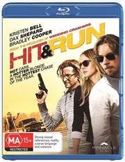 Hit and Run | Blu-ray