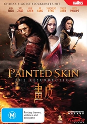 Painted Skin - The Resurrection | DVD