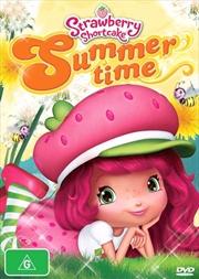 Strawberry Shortcake - Summer Time | DVD