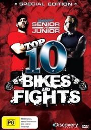 American Chopper: Senior Vs Junior: Top 10 Fights And Bikes: Special Edition | DVD