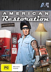 American Restoration - Collection 1 | DVD