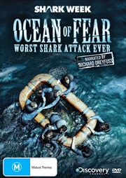 Shark Week - Ocean Of Fear - Worst Shark Attack Ever