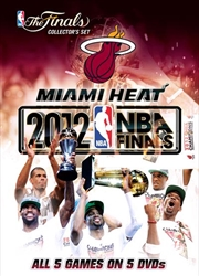 NBA: Miami Heat 2012 Champions: Collector's Edition