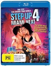 Step Up 4 - Miami Heat | Blu-ray