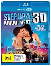 Step Up 4 - Miami Heat | 3D Blu-ray