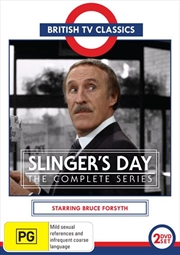 Slinger's Day - The Complete Series | DVD