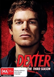 Dexter - Season 3   DVD