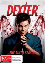 Dexter - Season 6 | DVD