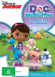 Doc McStuffins - Friendship Is The Best Medicine | DVD