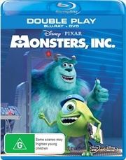 Monsters, Inc. | Blu-ray/DVD