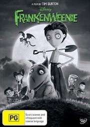 Frankenweenie | DVD