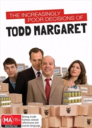 Increasingly Poor Decisions Of Todd Margaret, The | DVD