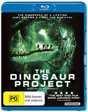 Dinosaur Project, The | Blu-ray