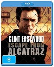 Escape From Alcatraz | Blu-ray
