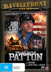 Last Days Of Patton, The | DVD