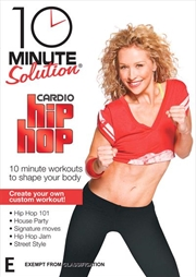 10 Minute Solution: Cardio Hip Hop | DVD