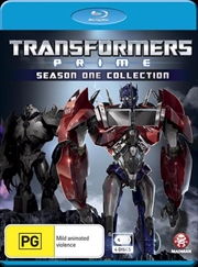 Transformers - Prime - Season 1