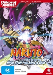 Naruto The Movie - Ninja Clash In The Land Of Snow! | Yokoso Anime Edition