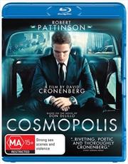 Cosmopolis | Blu-ray