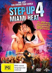 Step Up 4 - Miami Heat | DVD